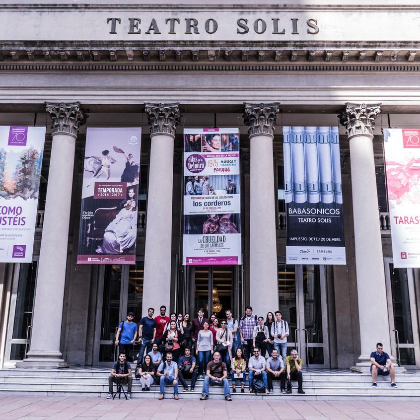 Foto: Teatro Solis