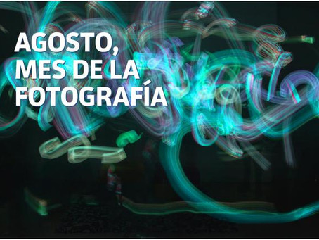 Agosto mes de la fotografía en el CdF