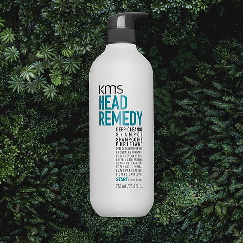 HEADREMEDY Deep Cleanse Shampoo 750ml
