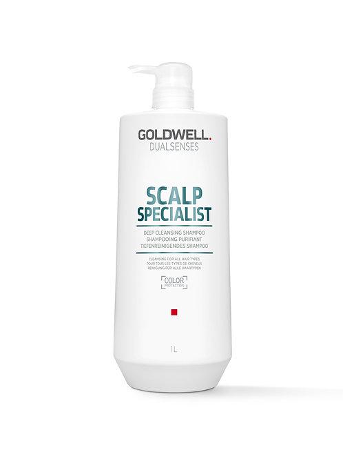 Scalp Specialist Deep Cleansing Shampoo 1Ltr