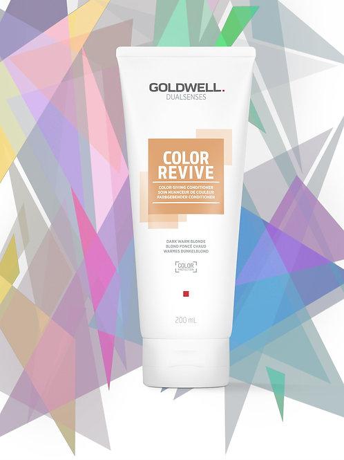 Color Revive Color Conditioner- Dark Warm Blonde 200ml