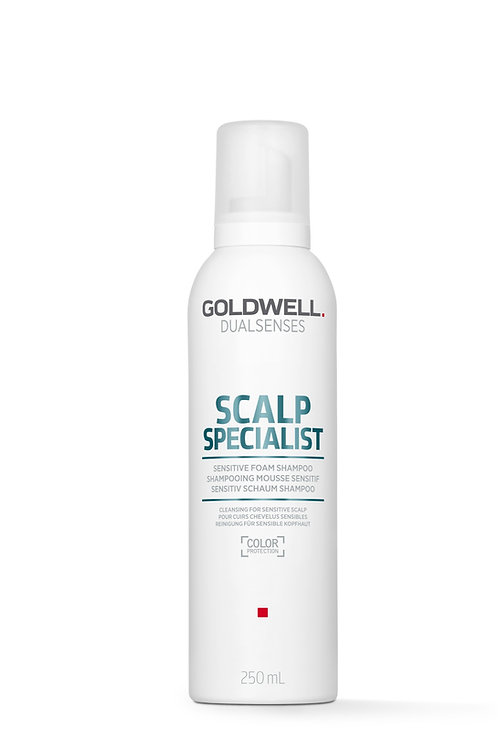 Scalp Specialist Sensitive Foam Shampoo