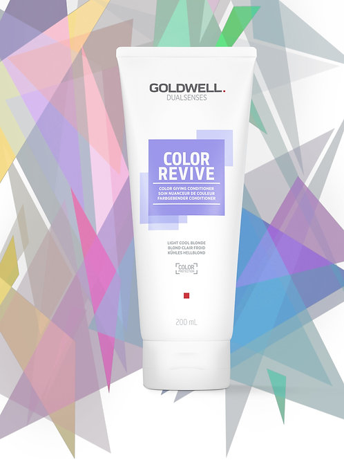 Color Revive Color Conditioner- Light Cool Blonde 200ml