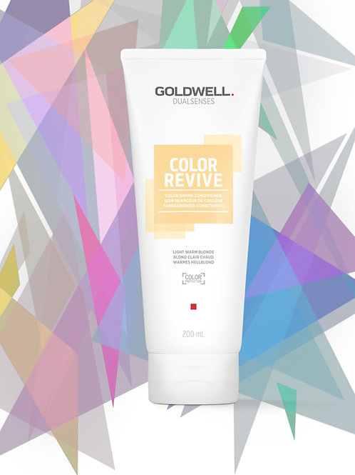 Color Revive Color Conditioner- Light Warm Blonde 200ml