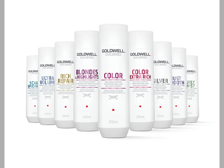 Introducing Goldwell Duel Senses...