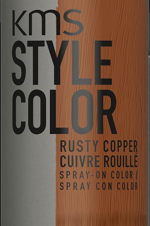 STYLE COLOR Rusty Copper