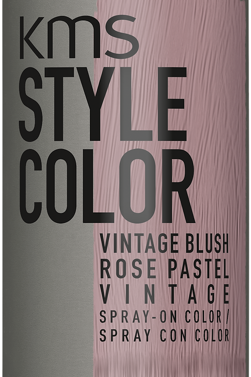 STYLE COLOR Vintage Blush Rose Pastel