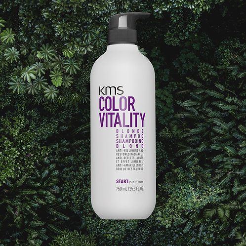COLORVITALITY Blonde Shampoo 750ml