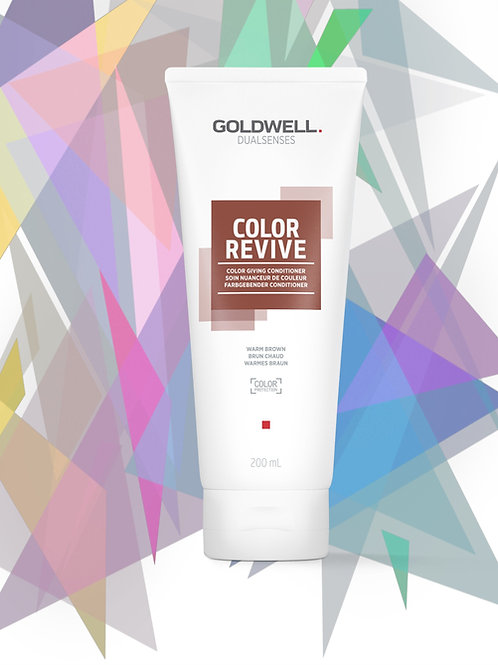 Color Revive Color Conditioner- Warm Brown 200ml
