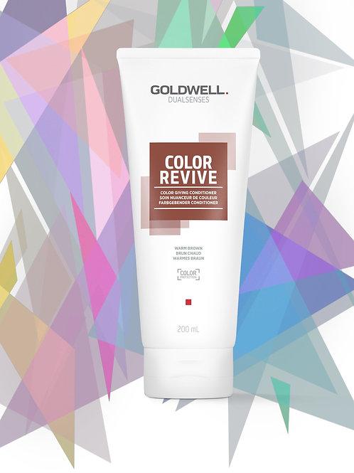 Color Revive Color Conditioner- Warm Brown 200ml