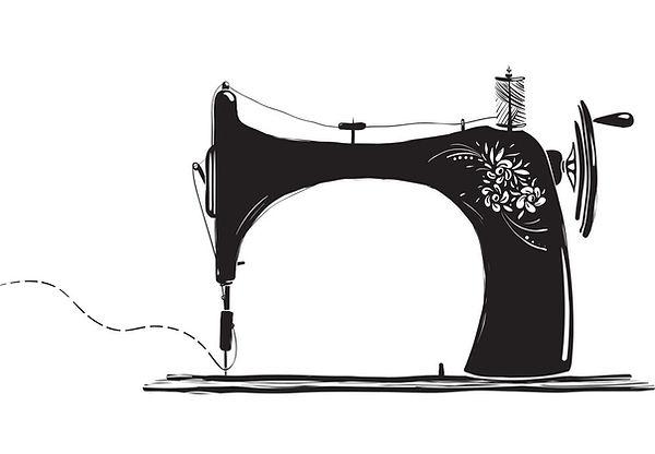 vintage-sewing-machine-inky-vector-13338