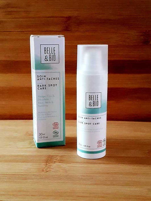 """SOIN VISAGE - Belle & Bio """"Anti-imperfections"""" - Soin anti tâches 30 ml"""