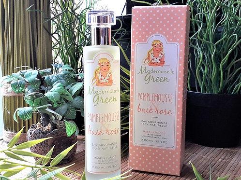 """PARFUM FEMME - Mlle Green """"Pamplemousse-Baie rose"""" - EDT vapo 100 ml"""