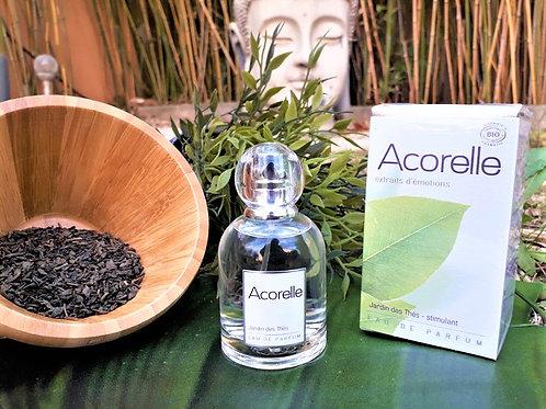 """PARFUM MIXTE - """"Jardin des Thés"""" - Acorelle - EDP vapo 50 ml"""