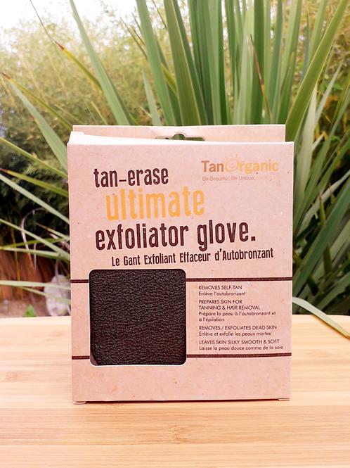 """SOLAIRE - Tan Organic """"Accessoire"""" - Gant exfoliant effaceur d'autobronzant"""