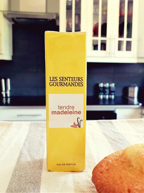 """PARFUM FEMME - """"Tendre Madeleine"""" - Les Senteurs Gourmandes - Eau de parfum 15ml"""