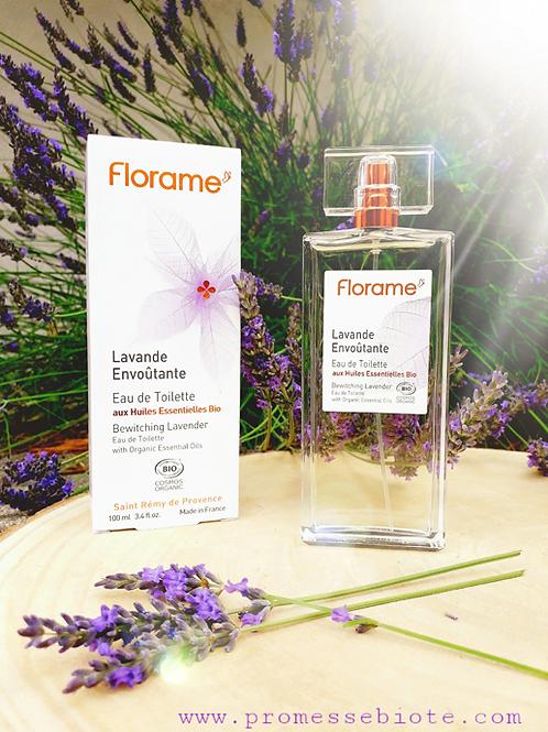 """PARFUM FEMME - Florame """"Lavande envoûtante"""" - EDT vapo 100 ml"""