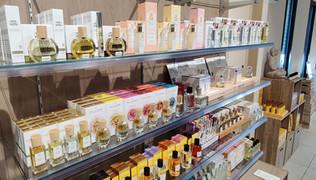 Rayon parfumerie Bio et naturel