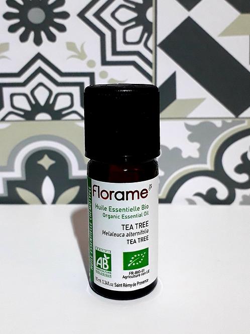 "AROMATHERAPIE - Florame ""Huile essentielle"" - Tea tree 10 ml"