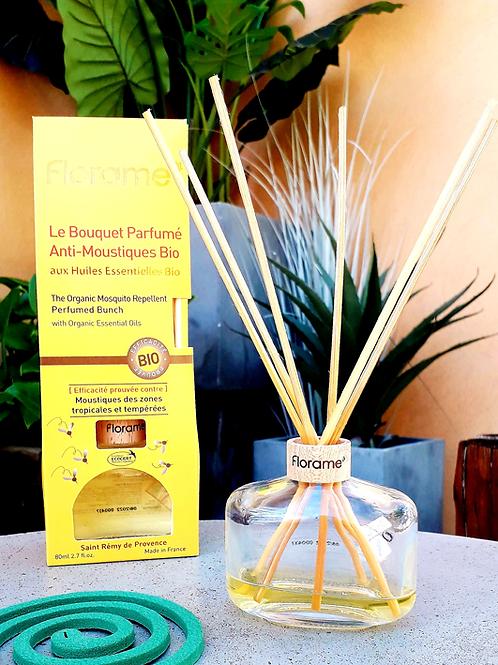 """PARFUM MAISON - Florame """"Anti-moustiques"""" - Bouquet parfumé"""