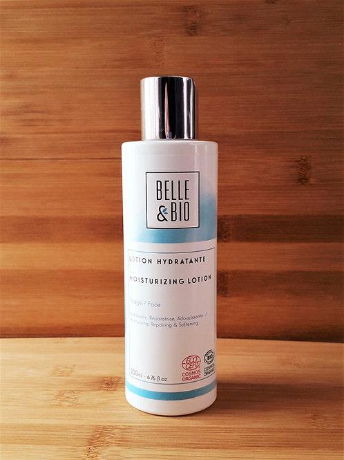 """SOIN VISAGE - Belle & Bio """"Nettoyants"""" - Lotion hydratante toutes peaux 200 ml"""