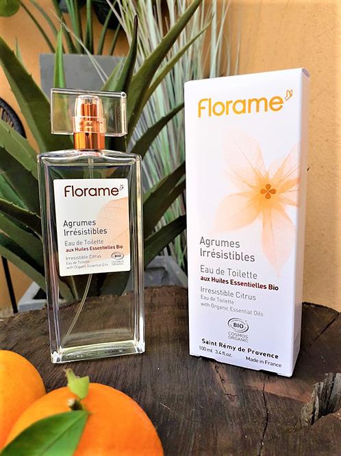 "PARFUM FEMME - Florame ""Agrumes irrésistibles"" - EDT vapo 100 ml"