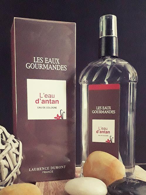 """PARFUM MIXTE - """"L'Eau d'Antan"""" - Les Senteurs Gourmandes - EDC 250 ml"""