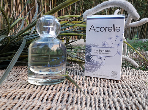 """PARFUM FEMME - """"La Bohème"""" - Acorelle - EDP vapo 50 ml"""
