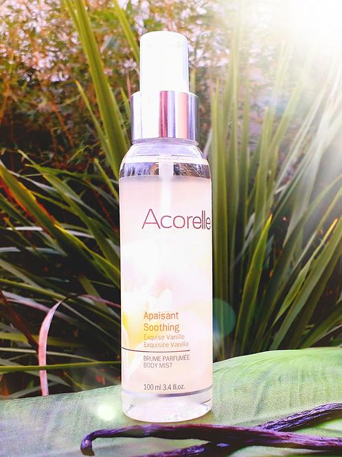 "SOIN CORPS - ""Exquise Vanille"" - Acorelle - Brume parfumée vapo 100 ml"