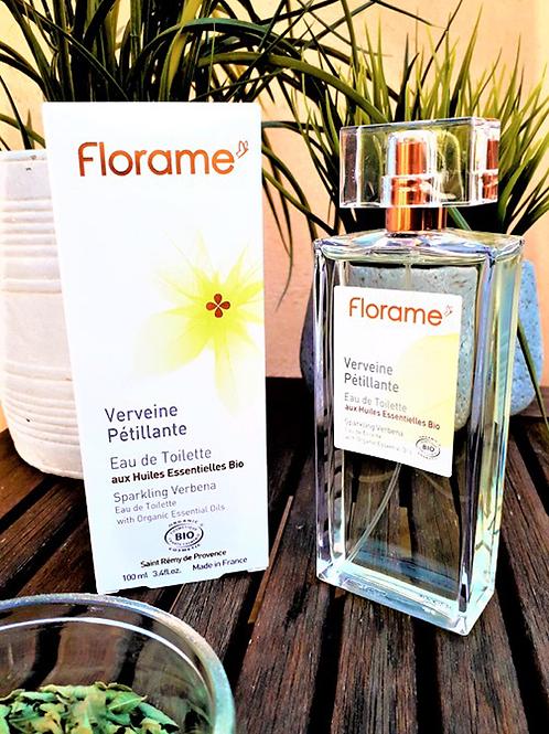 "PARFUM FEMME - Florame""Verveine pétillante"" -  EDT vapo 100 ml"