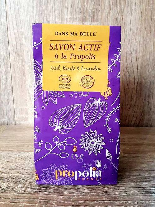 """SOIN CORPS - Propolia """"Nettoyants"""" - Savon à la propolis 100% naturel 100 g"""