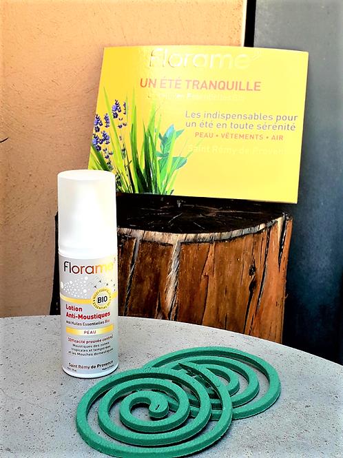 """SOIN CORPS - Florame """"Anti-moustiques"""" - lotion pour le corps vapo 90 ml"""
