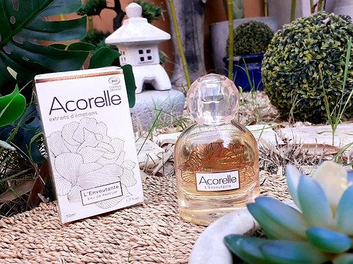"""PARFUM FEMME - """"L'Envoûtante"""" - Acorelle - EDP vapo 50 ml"""