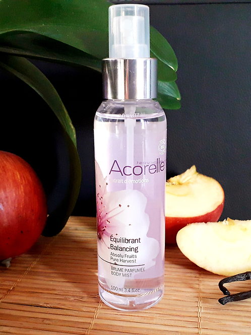 "SOIN CORPS - ""Absolu Fruits"" - Acorelle - Brume parfumée vapo 100 ml"