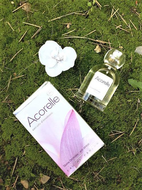 """PARFUM FEMME - """"Divine Orchidée"""" - Acorelle - EDP vapo 50 ml"""
