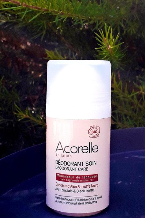 """SOIN CORPS - Acorelle """"Anti-repousse"""" - Déo roll-on minimiseur de repousse 50 ml"""