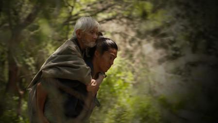 Samurai. Fiction. Feature Film