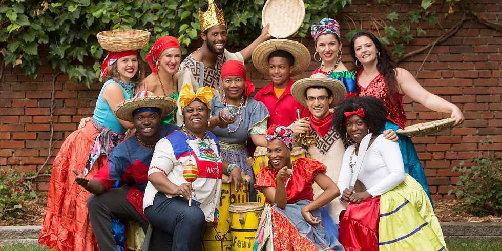 2018 MN Family Fringe Performance: Experience Haiti!