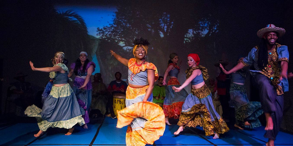 Haitian Festival Theatrical Dance Concert