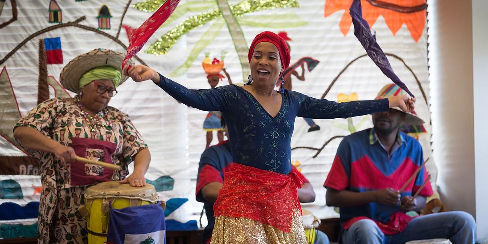 Petit Déj: Haitian Festival Edition