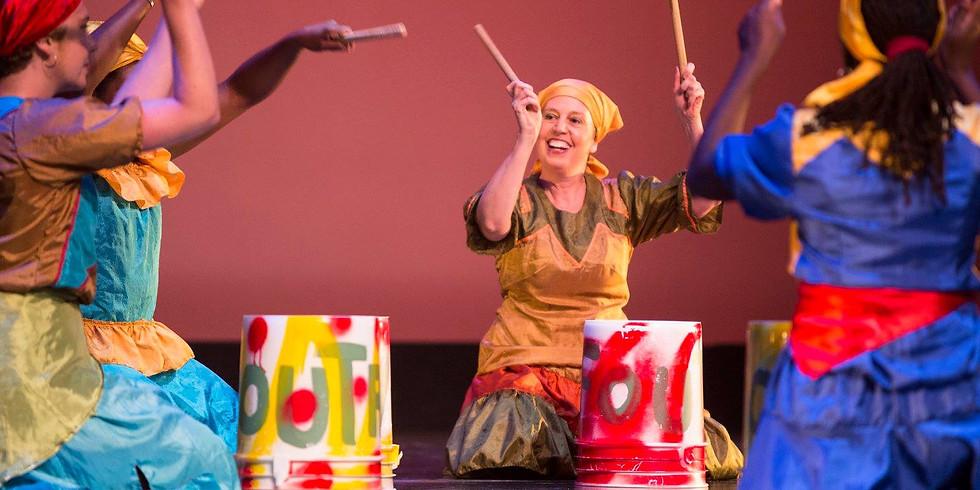 Haitian Festival Dance & Drum Workshops