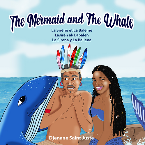 The Mermaid and The Whale ( Book+CD)