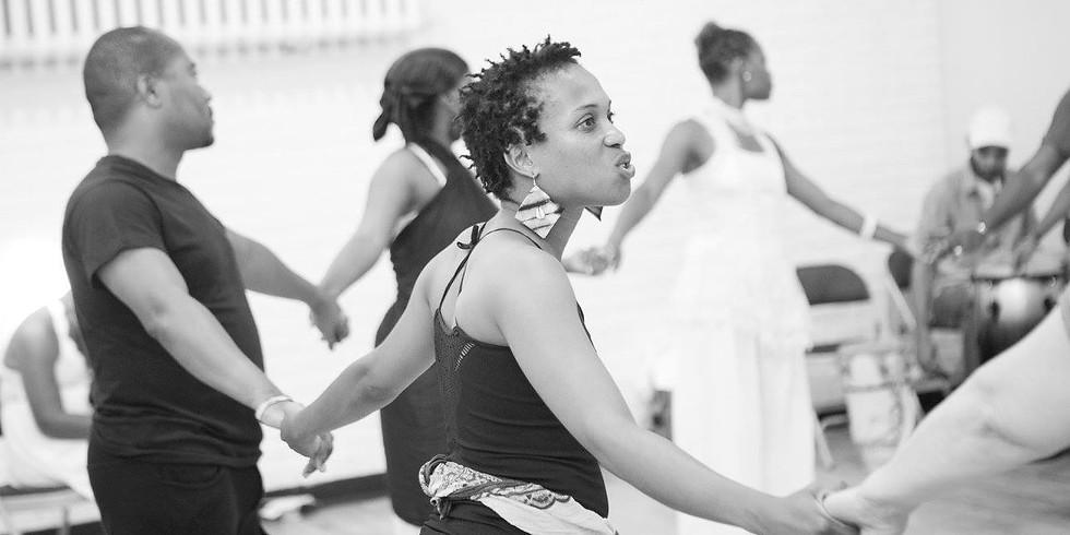 Haitian Festival Blessing Ceremony & Dance Workshops