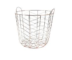 KMART Gold Washing Basket