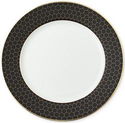 WILLIAMS SONOMA Honeycomb Dinner Plate