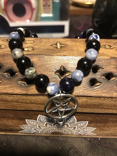 1 custom order bracelets and mushroom necklaces