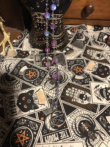 Custom order necklace and bracelet