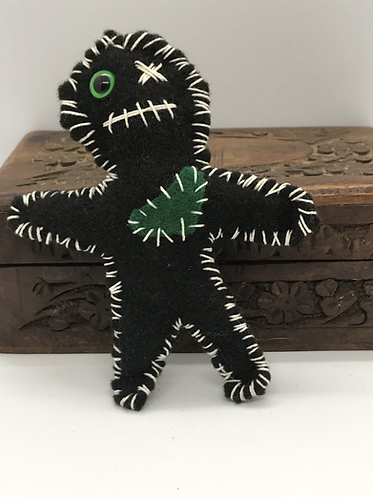 Herb voodoo /poppet baby   *free shipping in the U.S.