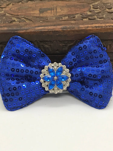 Blinged out in blues           *Free Shipping in U.S.*