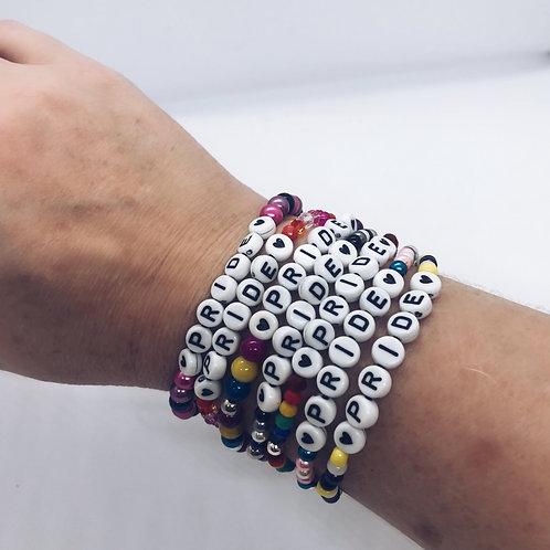 Pride lgbtq bracelets 🏳️🌈 🏳️⚧️